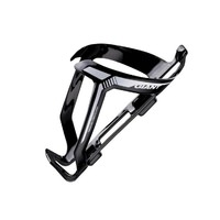 Giant ProWay Bottle Cage - Black/White - Plastic Bike Bidon Bottle Cage