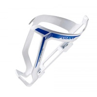 Giant ProWay Bottle Cage - White/Blue - Plastic Bike Bidon Bottle Cage