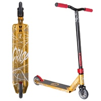 Crisp Blaster Scooter New 2017 - Gold / Black Scooter MY17