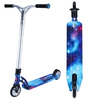 Madd Gear MGP VX7 Extreme Infinite Design Full Wrap Complete Scooter - New 2017