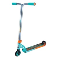 Madd Gear MGP VX7 Pro Teal/Orange Complete Scooter - NEW 2017 Model