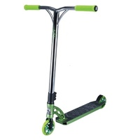 Madd Gear MGP VX7 Team Scooter Green/Chrome - NEW 2017