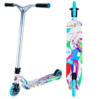 Madd Gear MGP VX7 Extreme Complete Scooter Paint Splash Full Wrap - New 2017