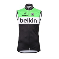 Santini TO Team Clothing BELKIN 2014 Cycling Vest - Various Sizes