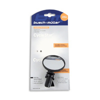 Busch & Muller Cycle Star 60mm Cycling / Bike Mirror - 901/2 Safety Mirror