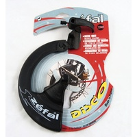 Zefal 280 Front Disc Brake Guard - Discs up to 165mm