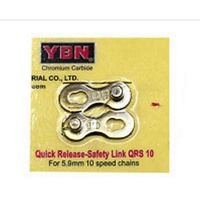 YBN 10 Speed Quick Release Safety Link QRS - 10 Speed Chain Connector Link