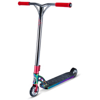 Madd Gear MGP VX7 Team LE Scooter Neochrome/Red - NEW 2017. Neo Chrome.