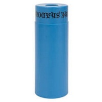 The Shadow Conspiracy Slicker Sleeve BMX Peg Cover Blue