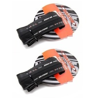 2x (PAIR) Maxxis Re-Fuse Foldable Tyre 700 X 25c Refuse - BLACK Road Bike Tires
