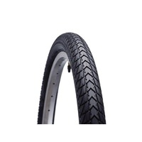 "2x (PAIR) CST Tracer Street City Classic Bike Tyre/Tire - 24 x 1.75"" - Black"