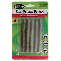 Slime Tube Repair Plugs Set of 5