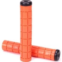 Odyssey Boss (Aaron Ross) BMX Scooter Bike Grips - Orange  - Including Barends