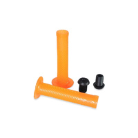 Colony Mountjoy Orange BMX Grips - CHEAP Scooter Grips or BMX Grips