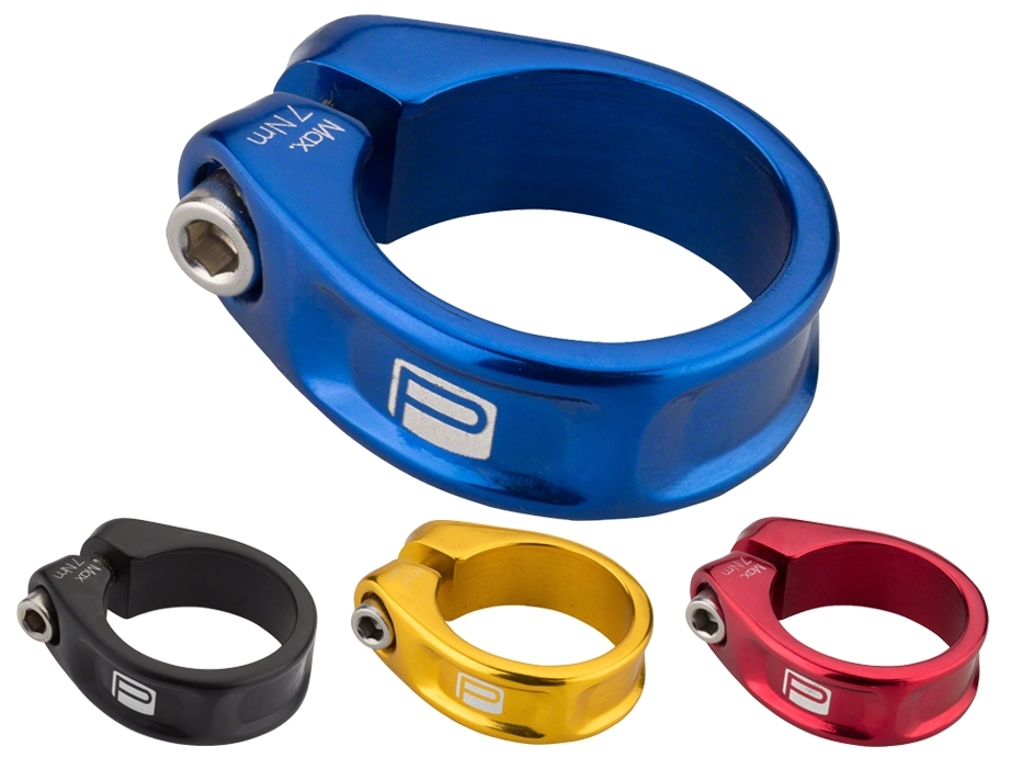 25.4mm Red Promax BMX FC-1 Seat Post Clamp