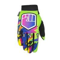 Fist Handwear 90's K Strapped Motocross Dirt Bike BMX MTB Bike Gloves [Sizes: Medium]