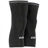 Louis Garneau Knee Warmers 2 - Black Cycling (Medium) Bike Warmers