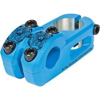 Shadow Conspiracy Strike Top Load BMX Stem - Blue Topload Stem
