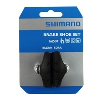 Shimano M50T Tiagra Sora Brake Shoe Set - Bike Brake Shoes