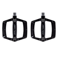 Azonic Americana Flat Bike Pedal - Black Bicycle Pedals