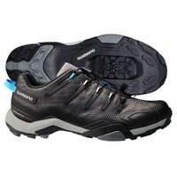 Shimano SH-MT44L MTB Shoes - Black Mountain Bike Shoes Sizes: EU 37 / USA 4.5