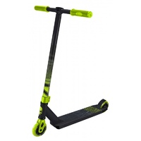 Madd Gear Whip Pro Black/Green Kids / Beginner Scooter - Free Delivery