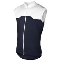 POC - Essential AVIP Wind Vest Nickel Blue / Hydrogen White Bike Vest