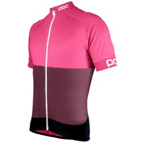 POC Fondo Classic Cycling  Jersey Sulfate Multi Pink Bike Jersey - Various Sizes