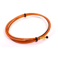 FlyBikes - 1 x Teflon Lined BMX Bike Brake Cable - Orange