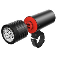 Knog PWR Mountain Front Bike Light - 2000 Lumens Rechargeable Front Light
