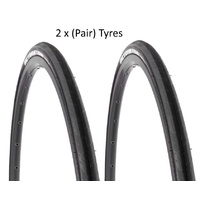 "2 x (Pair) Maxxis Detonator MTB Bike Tyres 26 x 1.25"" for Road Use"