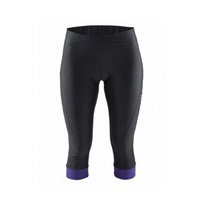 Craft Move Women's Cycling Knicker - Black / Dynasty Ladies Bike Knickers