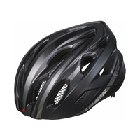 Limar 555 Road Helmet - Matt Black Titanium Road Bike Helmet