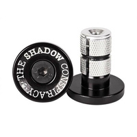The Shadow Conspiracy Deadbolt Allow BMX Bike Bar Ends