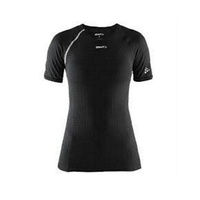 Craft Active Extreme SS Black / Platinum Women's Baselayer - Bike Base Layer