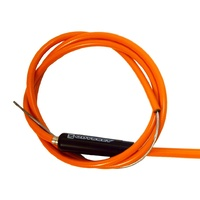 Odyssey BMX G3 Upper Gyro Cable Medium 425mm - Bike Gyro Cable - Orange