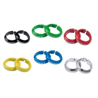 Giant Grip Lock Ring Set - Lock On Ring Set - Various Colours