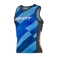 Giant Elevate Tri Top -  Blue / Black Triathlon Cycling Top