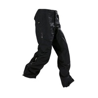 Didriksons 1913 Sharp Unisex Ski Pants - Black Ladies Ski Trousers - Size 3XL