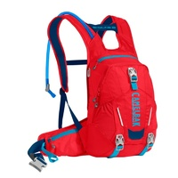 CamelBak Skyline LR 10 3 Litre Hydration System - Racing Red / Blue