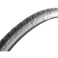1x LHR 26 x 1-3/8 (37 - 597) Wheelchair Tyre Light Grey - Wheel Chair Tire