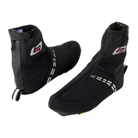 Bellwether Aqua-No Booties - Black Reflective Bike Booties - Small