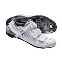 Shimano RP3 SPD Womens Road Bike Shoes - White / Grey - Various Sizes