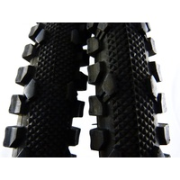 Wanda Journey P183 24x1.75 Slick Bike Tyre Pair (set of 2)