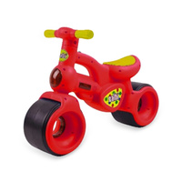 Balbi Red Balance Bike - 18mths - 4 Years Old Kids Balance Bike