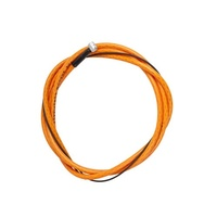 The Shadow Conspiracy Linear BMX Bike Brake Cable - Orange
