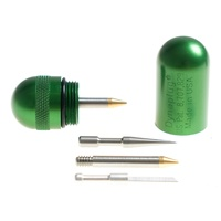 Dynaplug Micro GREEN - Tubeless Bicycle Tyre Repair Kit - Bike Tire Repair Kit