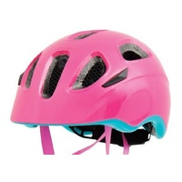 AZUR Pink KIDS Bike / Skate / Scooter Helmet - Children's Bicycle Helmet