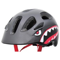 AZUR Shark KIDS Bike / Skate / Scooter Helmet - Children's Bicycle Helmet
