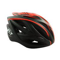 Flite HC-27 Blade Inmould Road Helmet - Road Bike Helmet Flame Orange / Black